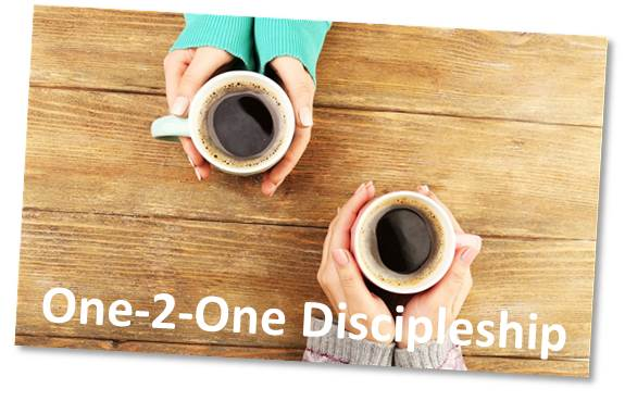 One to One Discipleship icon