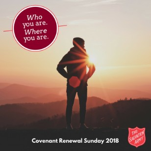 Covenant Renewal Day 2018