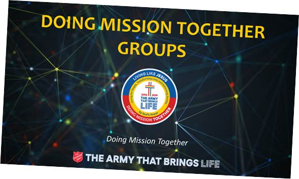 Doing Mission Together Groups